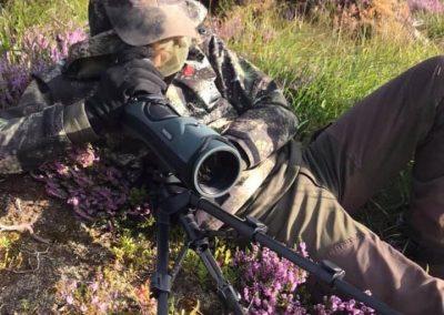Unaccompanied Roe Buck Stalking In The Scottish Highlands – £250